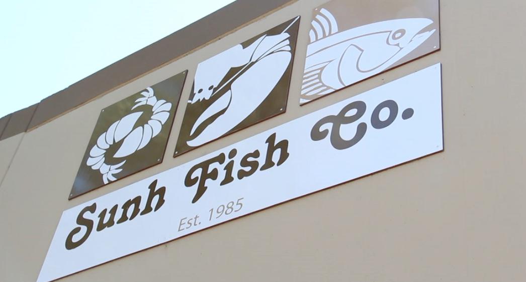 Go fish at sacramento s sunh fish ayah for Sunh fish sacramento